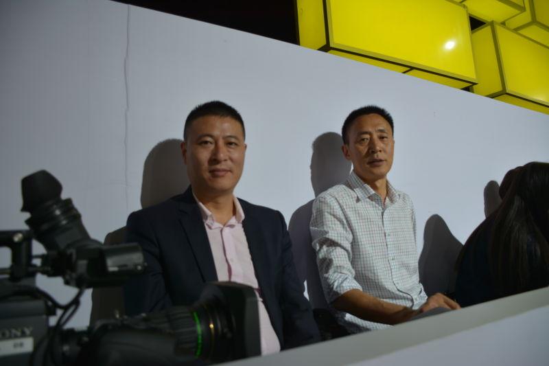 重庆电视台17年麻辣面对面特邀嘉宾公司王总和陈总